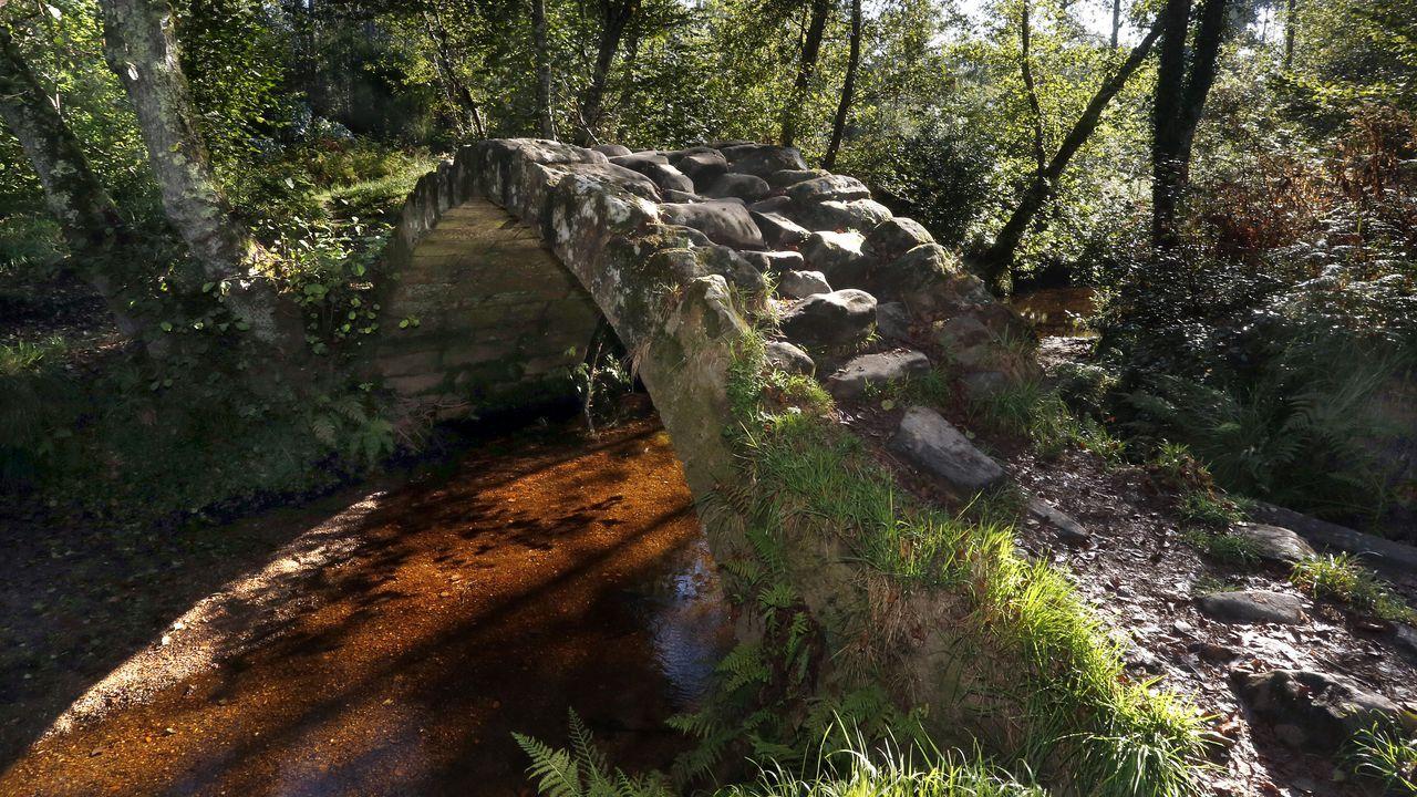 De puente a puente en Barbanza, Muros y Noia