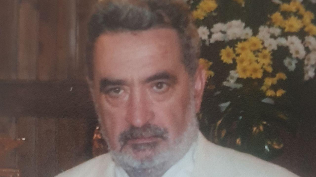 Los actores, como auténticos peregrinos.Fernando de la Iglesia, jefe de Medicina Interna del Chuac