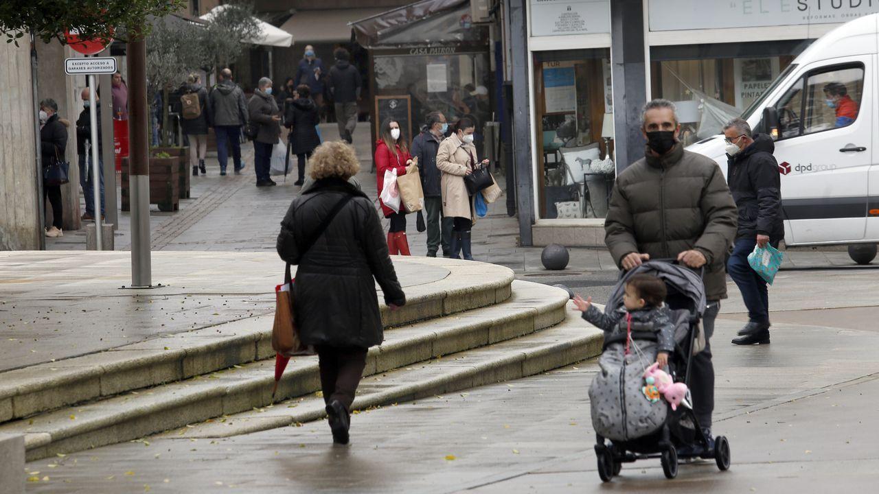 El municipio de Ribeira ha sido el que ha registrado mayor número de contagiados desde el inicio de la pandemia