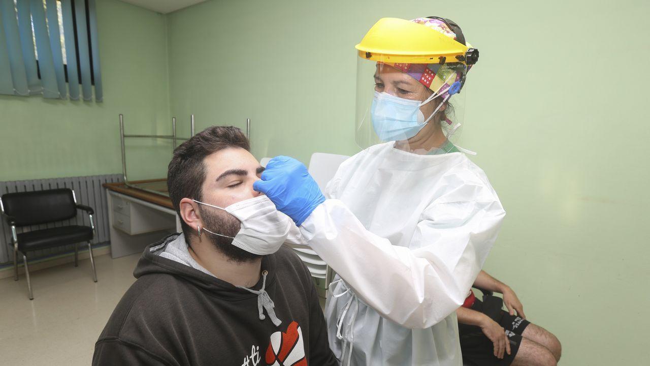SEPTIEMBRE, 2020. España empezaba el mes superando el medio millón de casos activos de coronavirus.