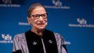 Ruth Bader Ginsburg en una imagen de agosto del 2019