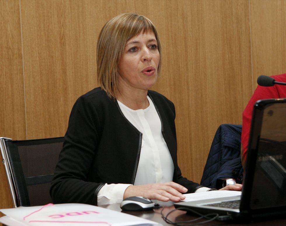 Montserrat Durán é docente de Personalidade en A Coruña.