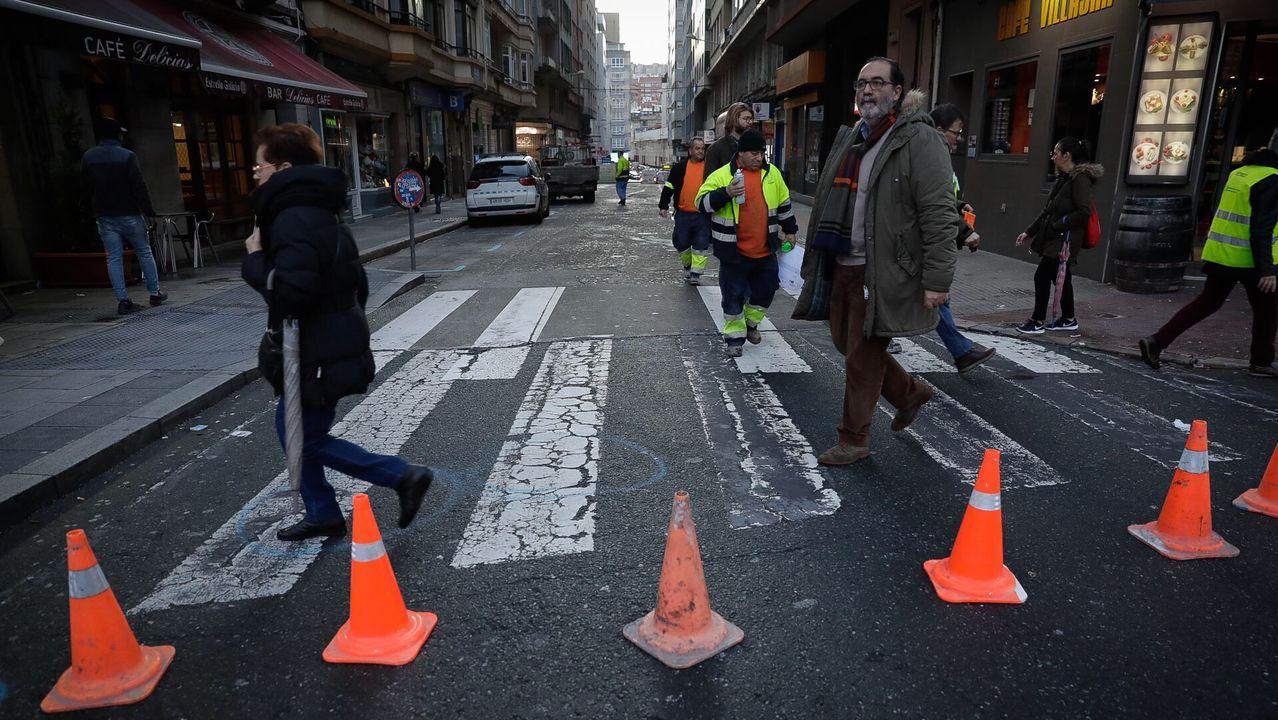 REfinería Coruña