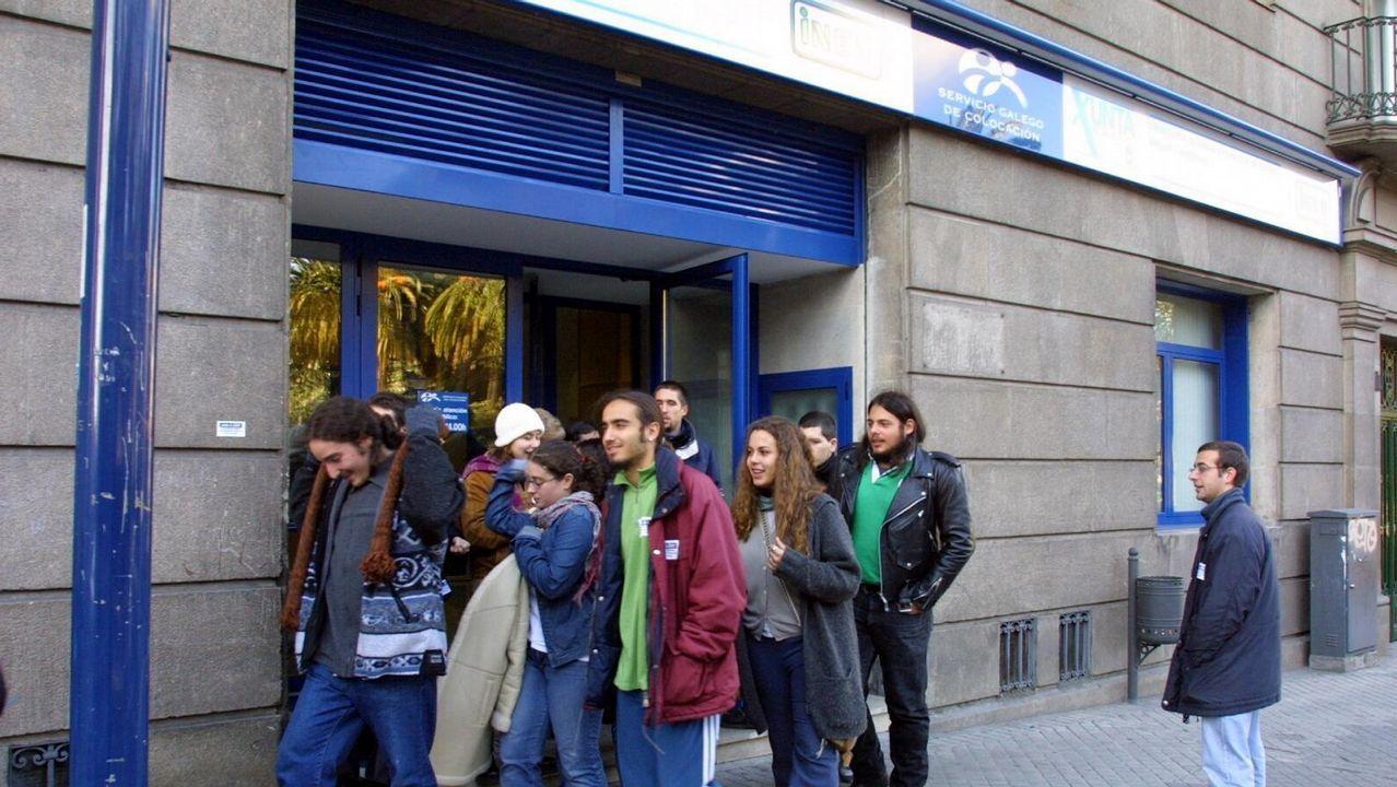 Oficina de empleo.Ayuntamiento de Gijón