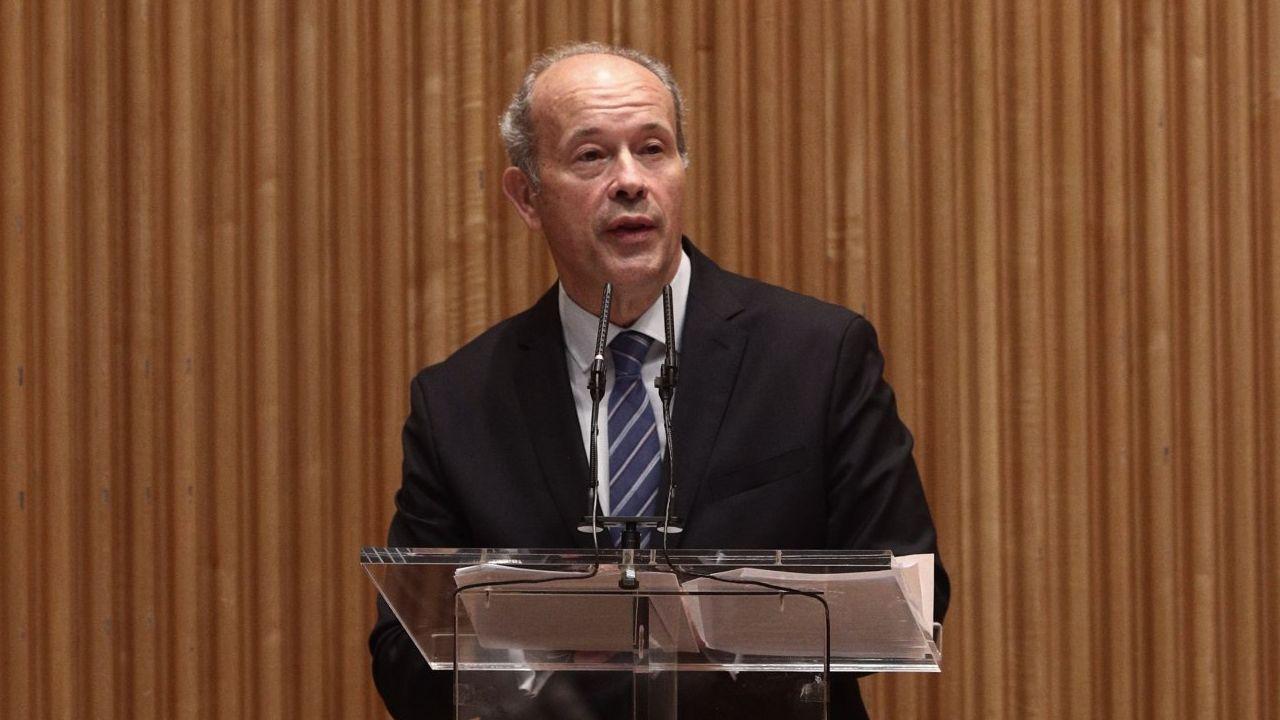 Juan Carlos Campo, ministro de Justicia, en una imagen de archivo