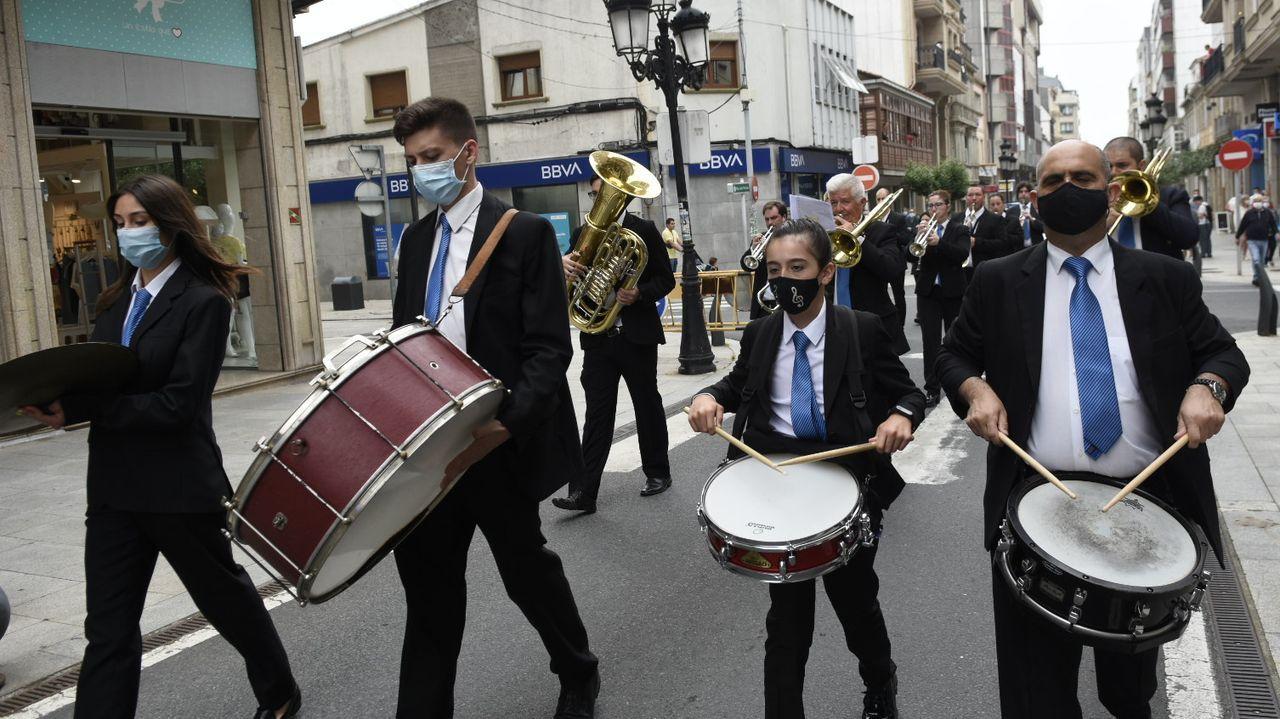 Asturias.El coordinador de Izquierda Unida (IU), Ovidio Zapico, en la sede de la coalición