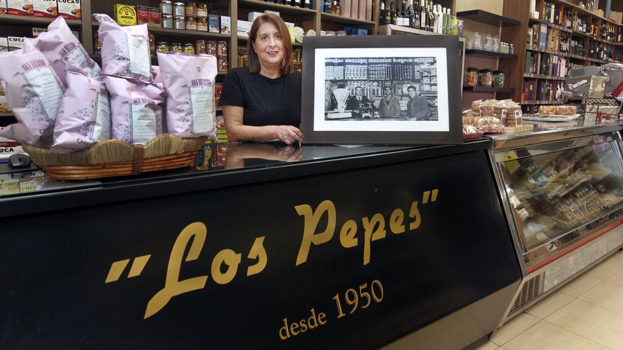 Negocios con historia, Los Pepes