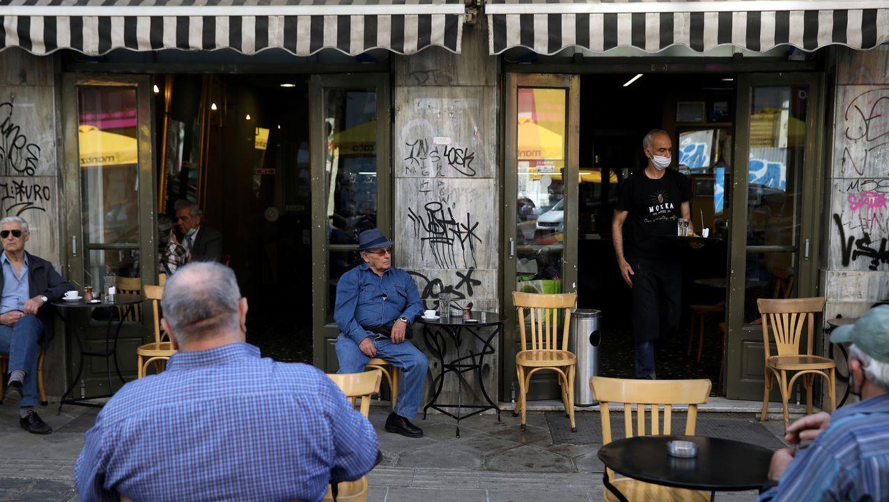 Grecia es uno de los países que se promociona como destino libre de covid-19