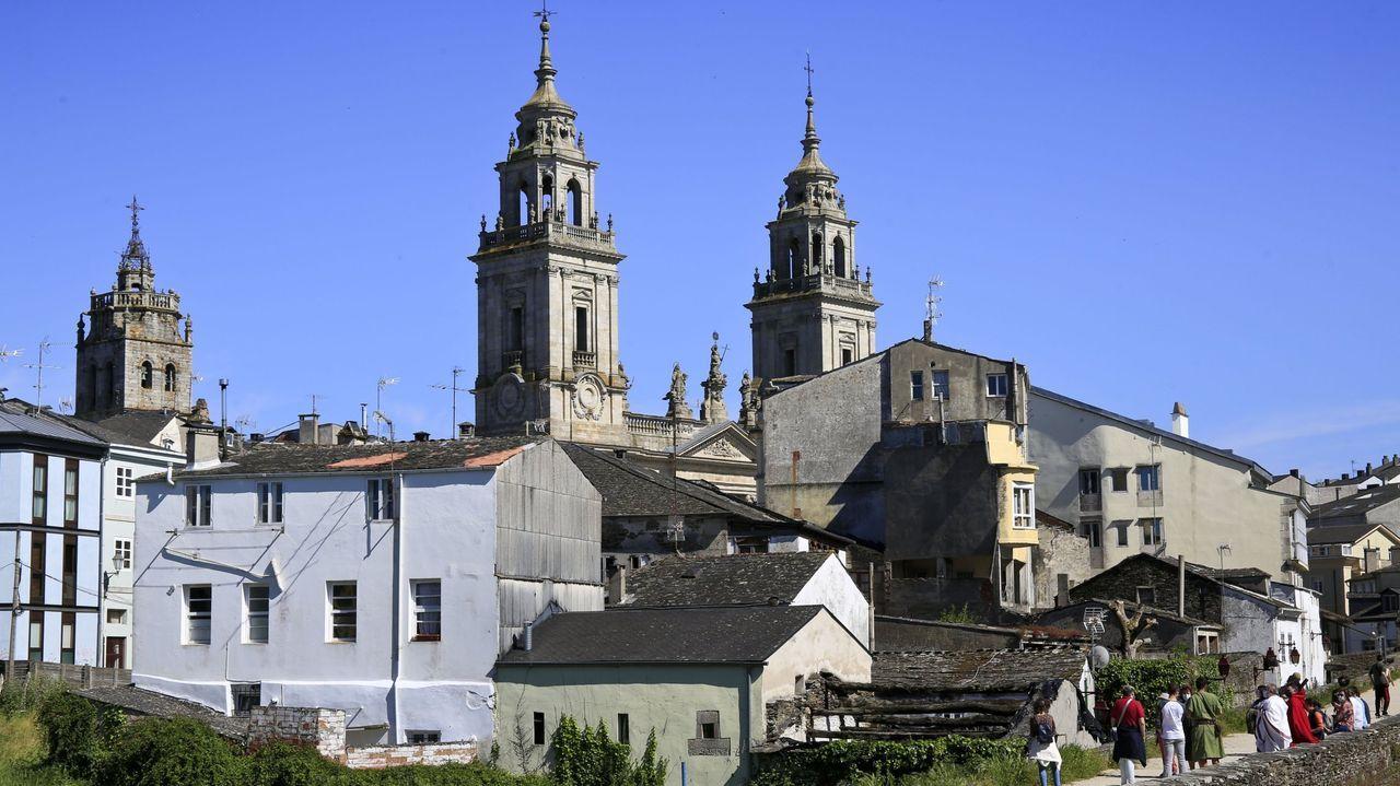 A presentación do certame no Museo Provincial de Lugo