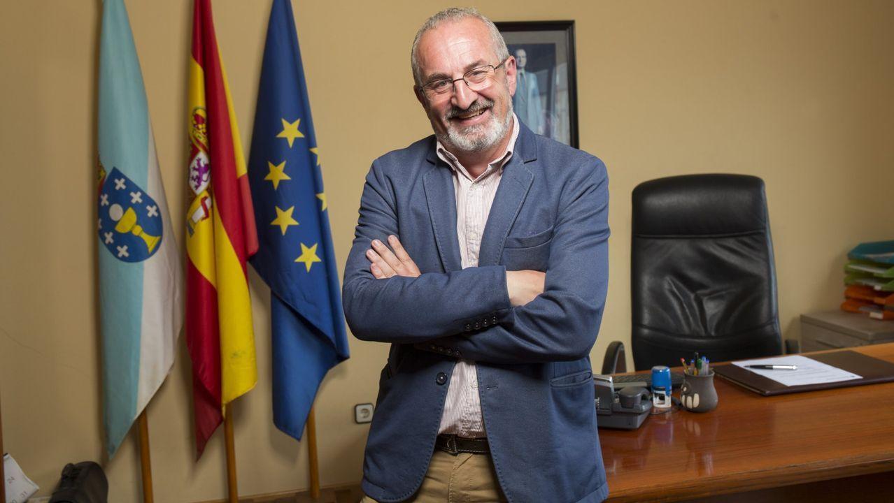 Fernando Morán, su trayectoria en imágenes.Ante la ausencia de Sánchez, la ministra de Exteriores recibió a Guaidó en la Casa América