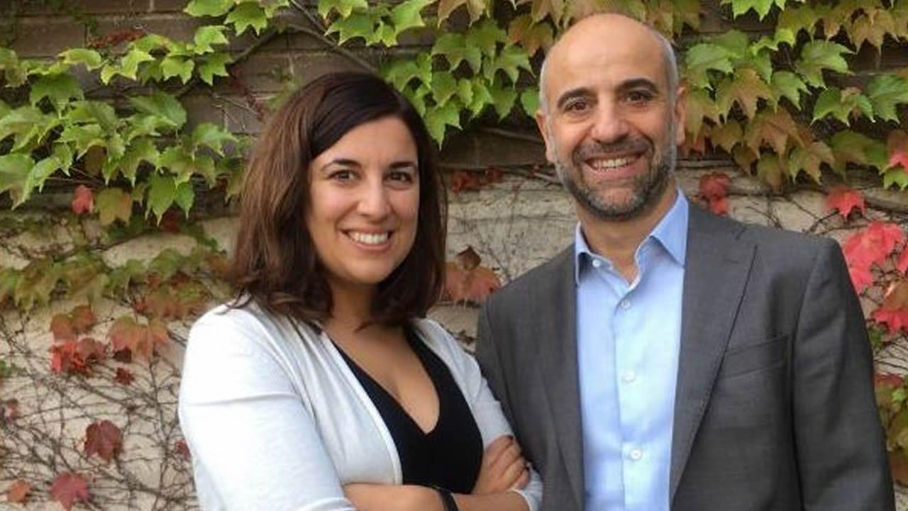 Chloe, un milagro en la zona cero del coronavirus.María Salgado y Javier Martínez-Picado