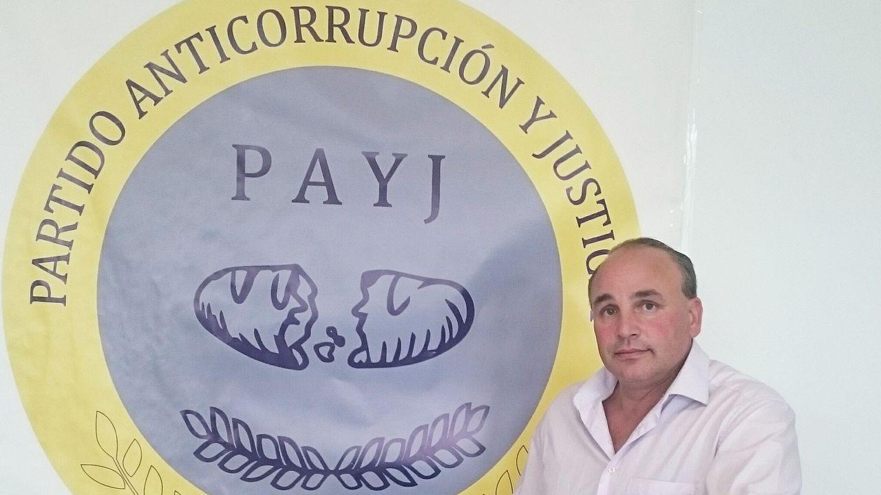 Luis Calvo Miguélez en una imagen de archivo