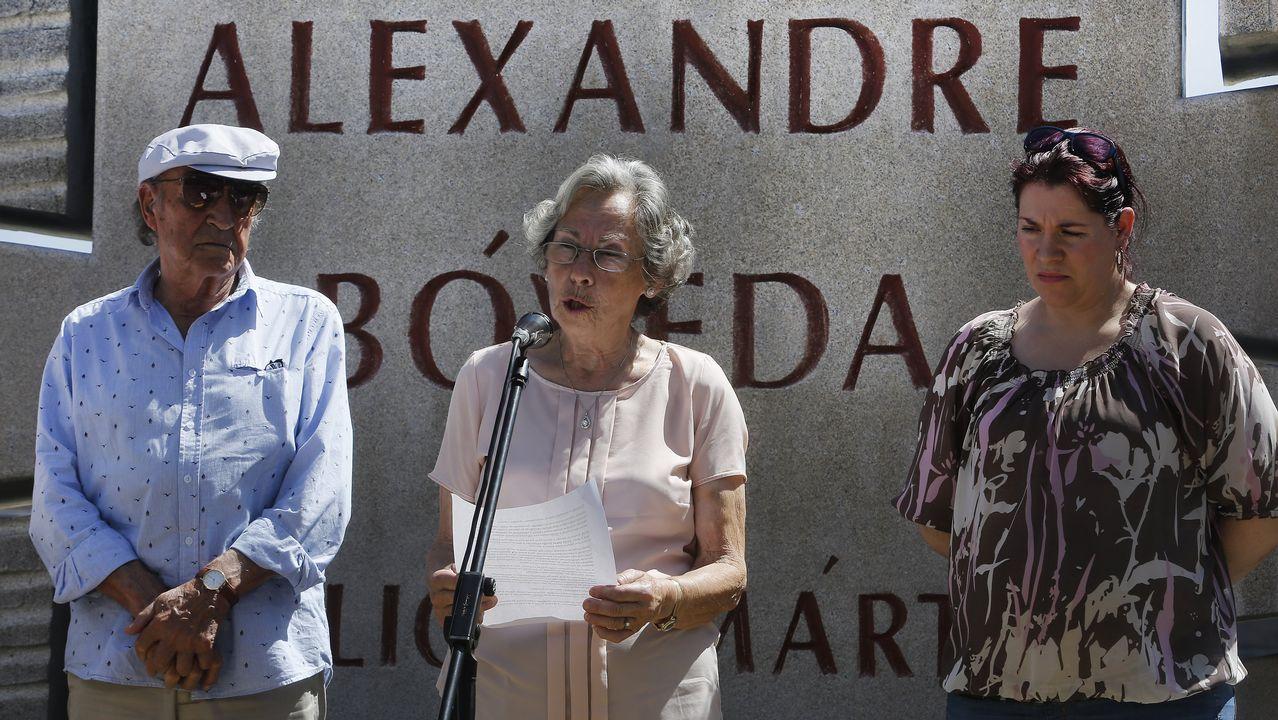 Homenaxe a Alexandre Bóveda, en imáxenes.Palacio del Canto del Pico (Torrelodones, Madrid)