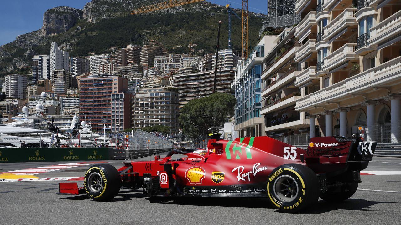 Cristian Ardines, la joven promesa asturiana del automovilismo.Fernando Alonso