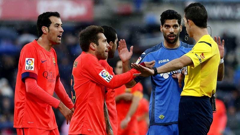 El agente de Montoya carga contra Luis Enrique