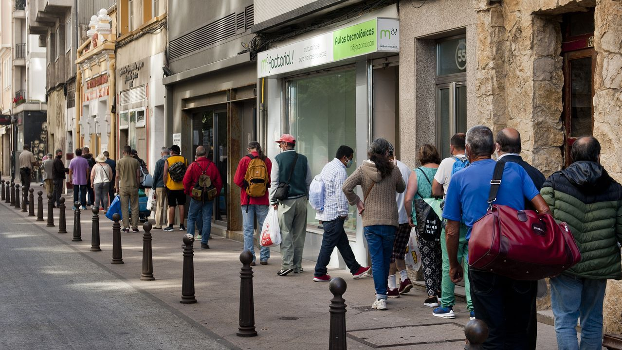 Así es La Arena, uno de los barrios más míticos de Gijón.Varios chefs abogan en una campaña lanzada en junio por To Good to Go por frenar el desperdicio alimentario