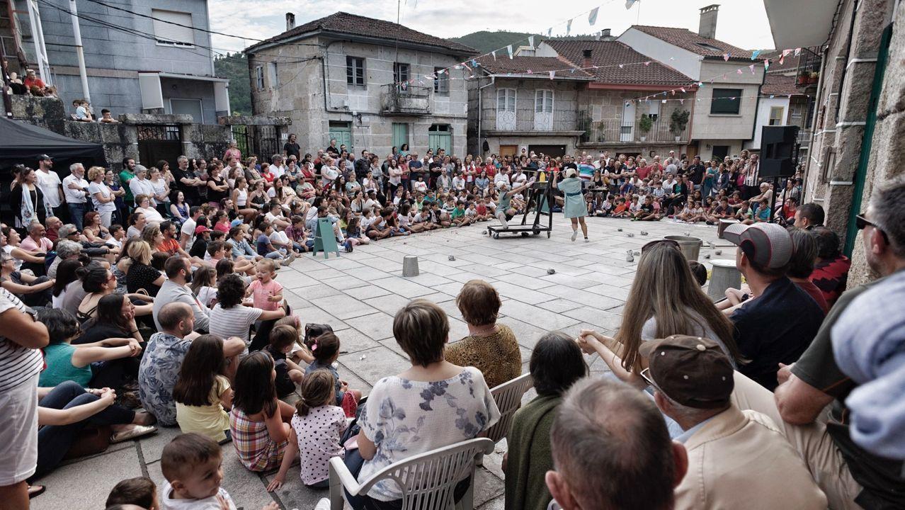 La MITvuelve a llenarde teatro Ribadavia.El curso tendra lugar del 18 al 21 de julio