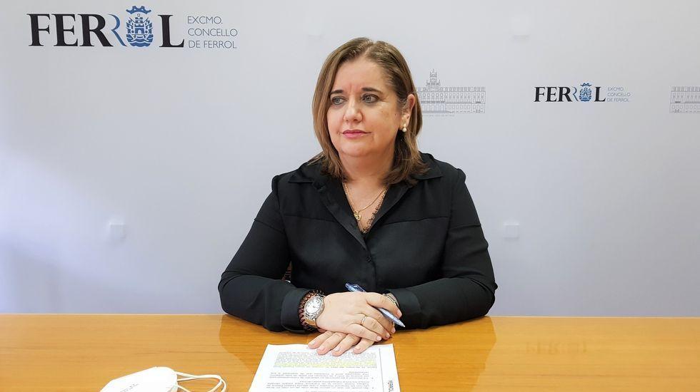 Manuel Insua, alcalde de Corcubión