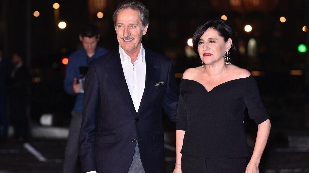 Los padres de Carlos Torretta, Roberto Torretta y Carmen Echevarría