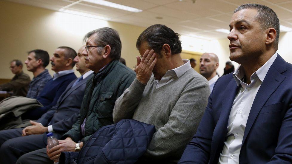 «De pronto se empezó a caer gente, hasta que se provocó la avalancha».Miguel Ángel Flores, principal acusado por la tragedia del Madrid Arena.