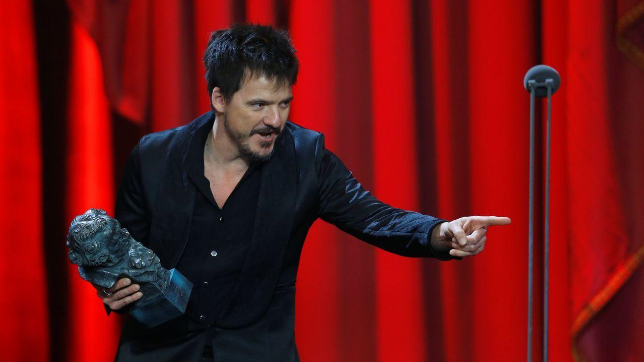 Coque Malla, ganador del Goya a mejor canción original