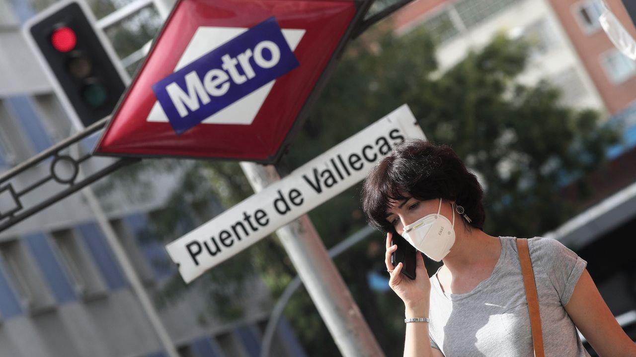 Puente de Vallecas es la zona de Madrid más afectada