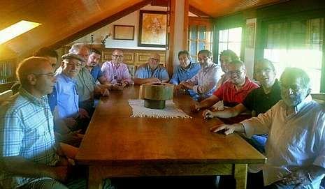 O padroado da fundación celebrou onte a súa xuntanza constitutiva.