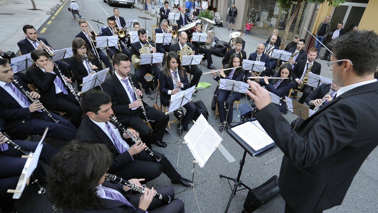 La inauguración de Moexmu, en imágenes.Fernando Barroso