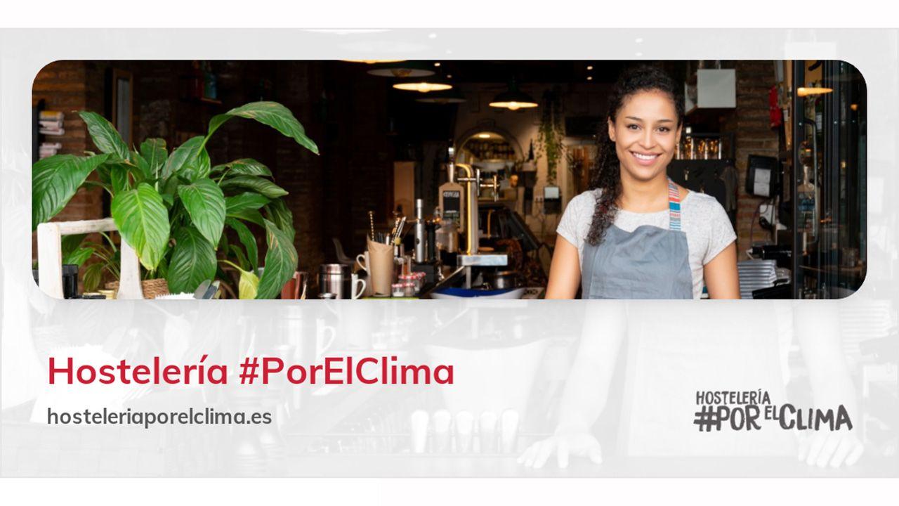 La plataforma Hostelería #PorElClima es Impulsada por Ecodes y Coca-Cola