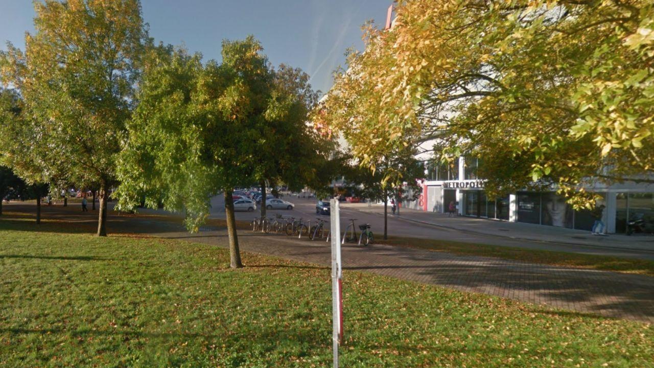 Zona en la que se habilitarán puestos del rastro de Gijón