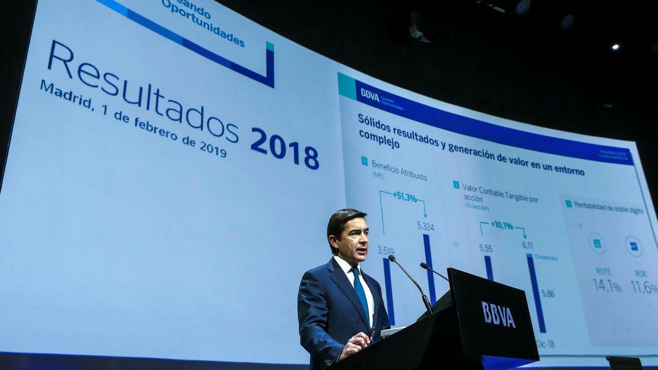 Rato carga contra De Guindos.Adolfo Fraguas, responsable de los servicios jurídicos del banco