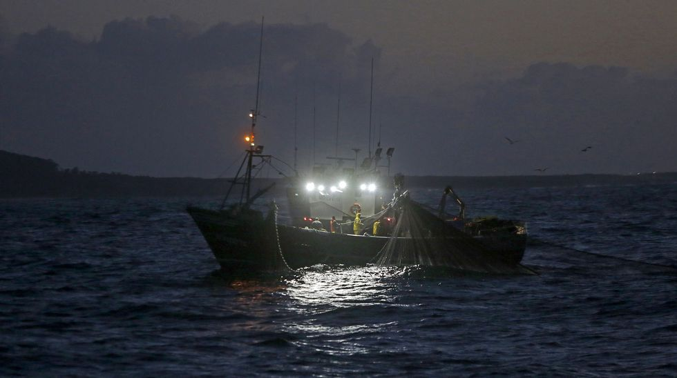 La Voz se sube al «Portosin 2» en su vuelta al mar