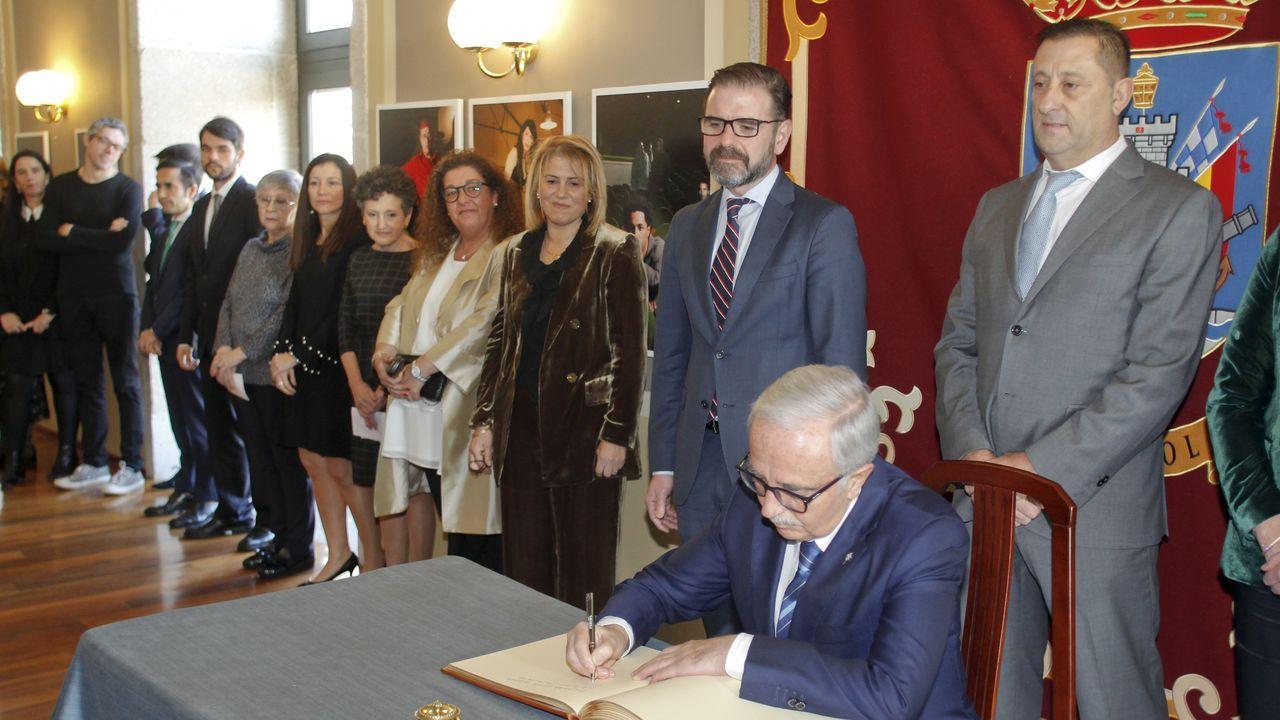 Susana Oreona y María Rey, del establecimiento Bioreona