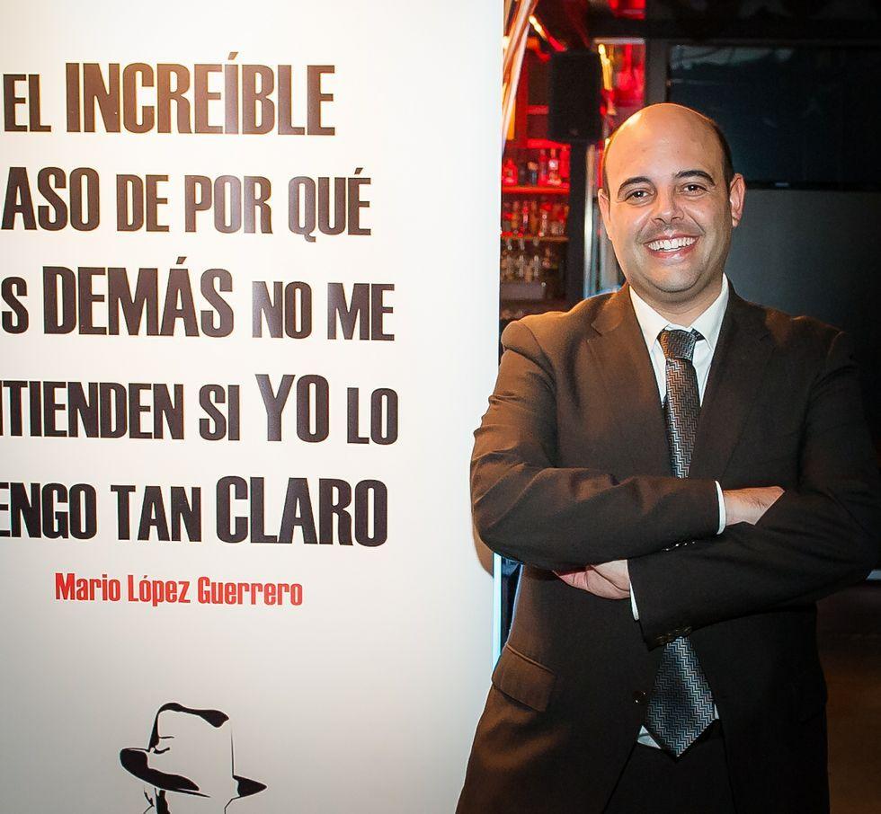 López ha desarrollado también un juego sobre negocios