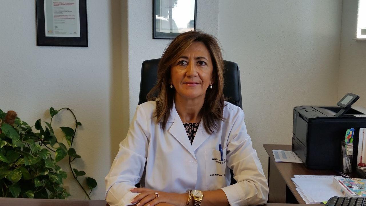 Marisa López, directora de la ADOS