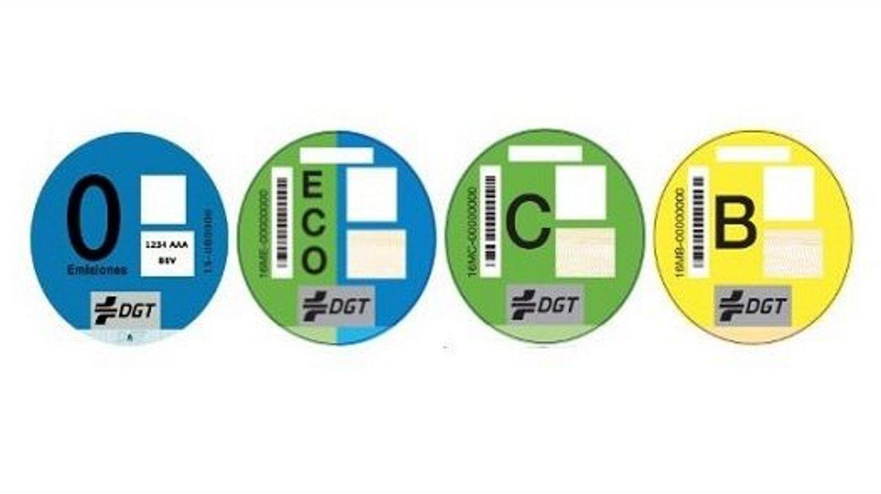 Los diferentes tipos de distintivo
