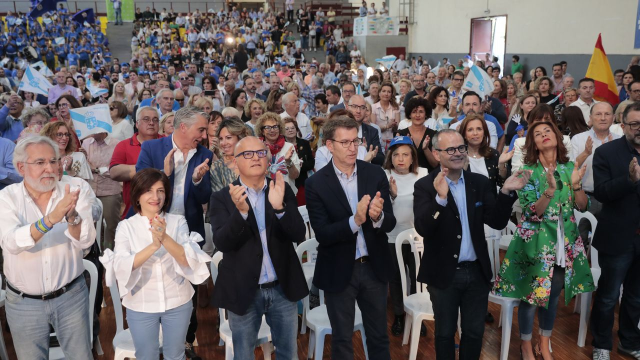 Baltar pierde la mayoría en la Diputación de Ourense