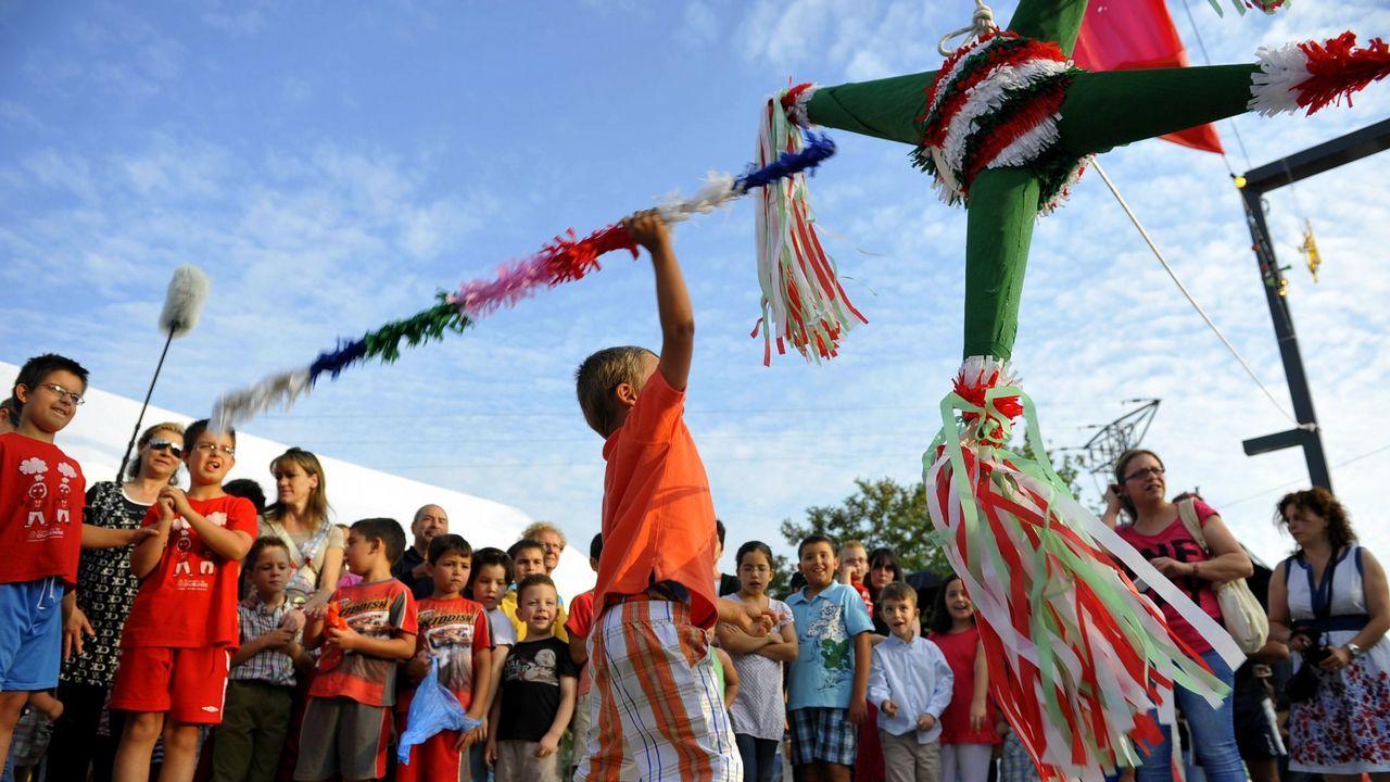 Fiesta del piragüismo en el Sil.Agesga denunció que los GES hacen muchas labores impropias