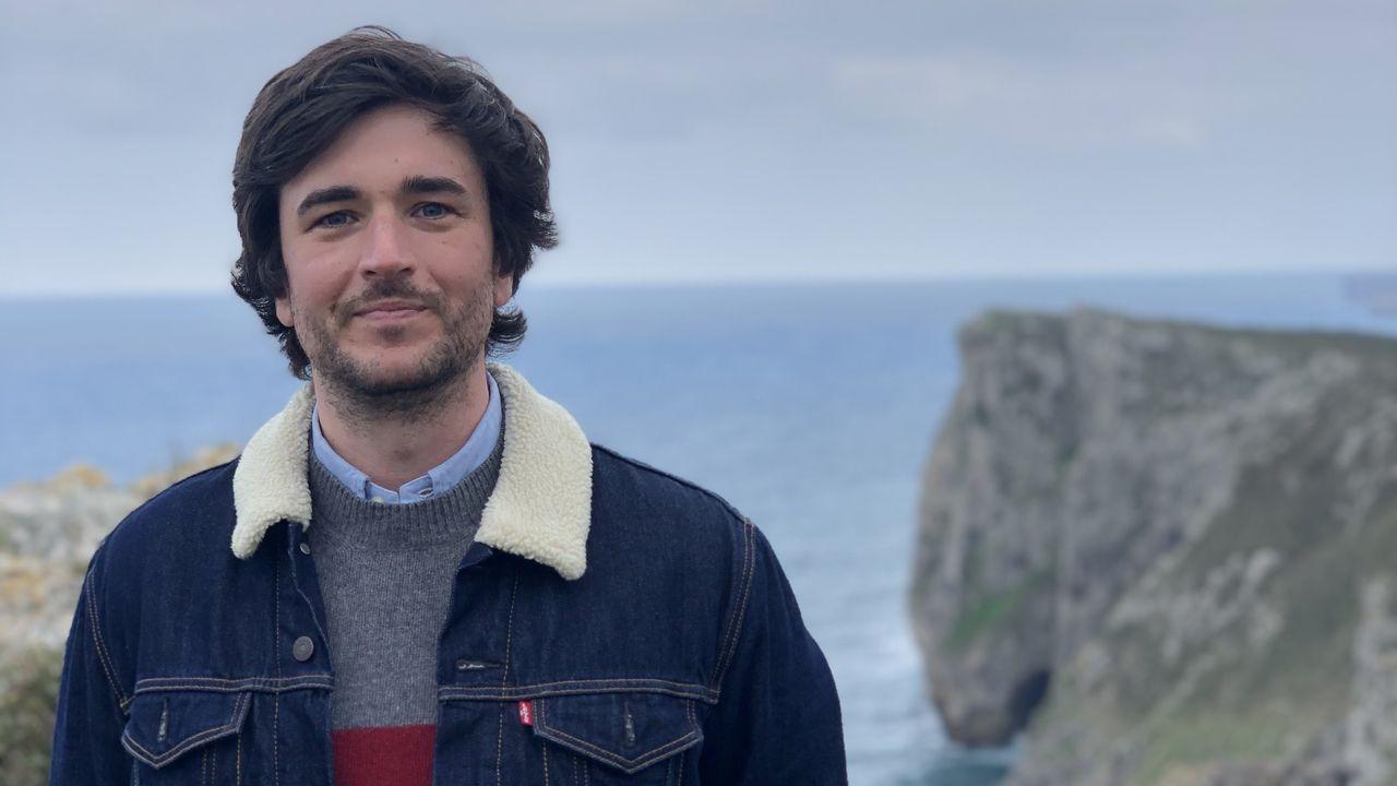El abogado asturiano Daniel Gutiérrez Bernardo