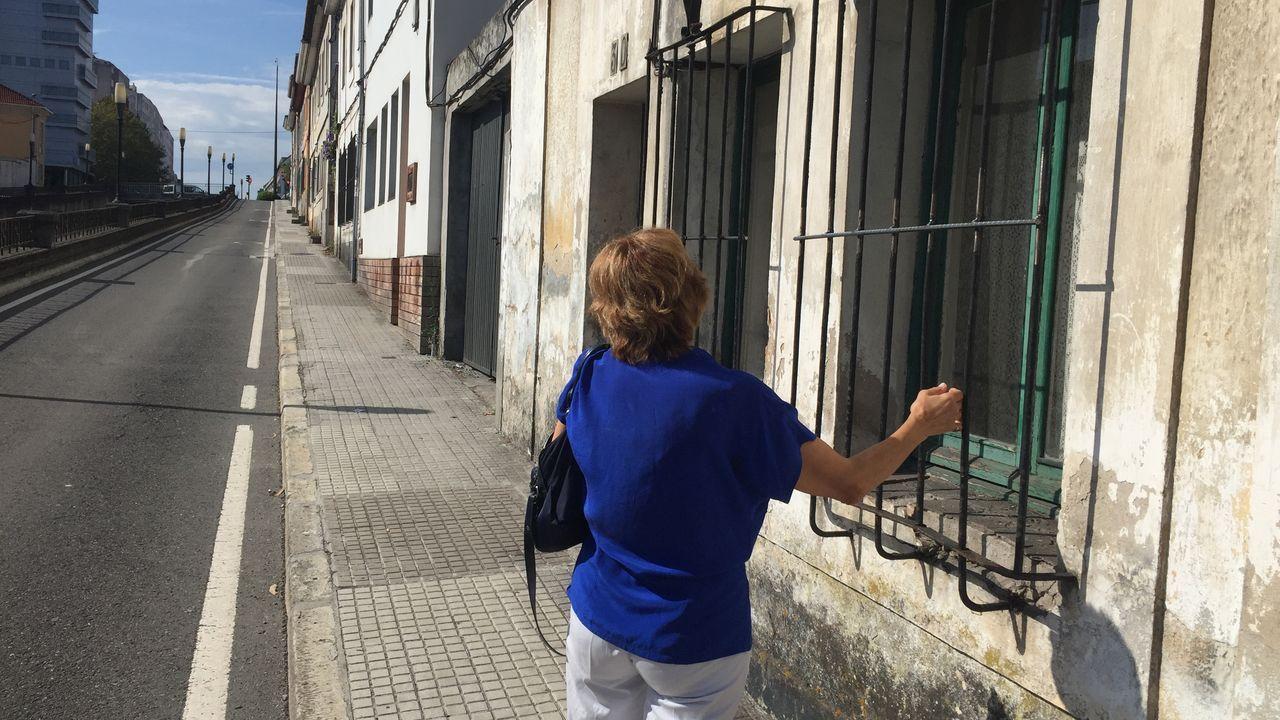 Asaltos en los chalés de la avenida de Finisterre con ronda de Nelle.