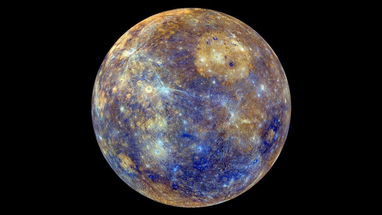 io.Planteta Mercurio