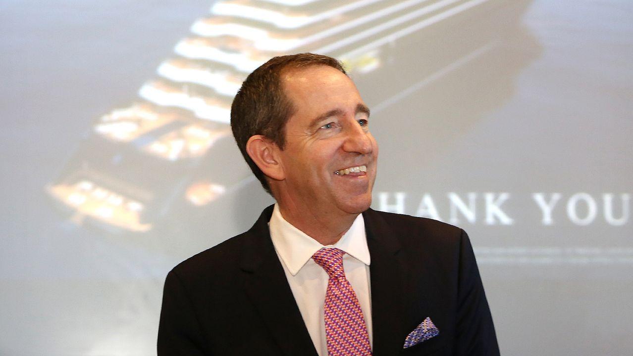 El expresidente de Barreras García Costas
