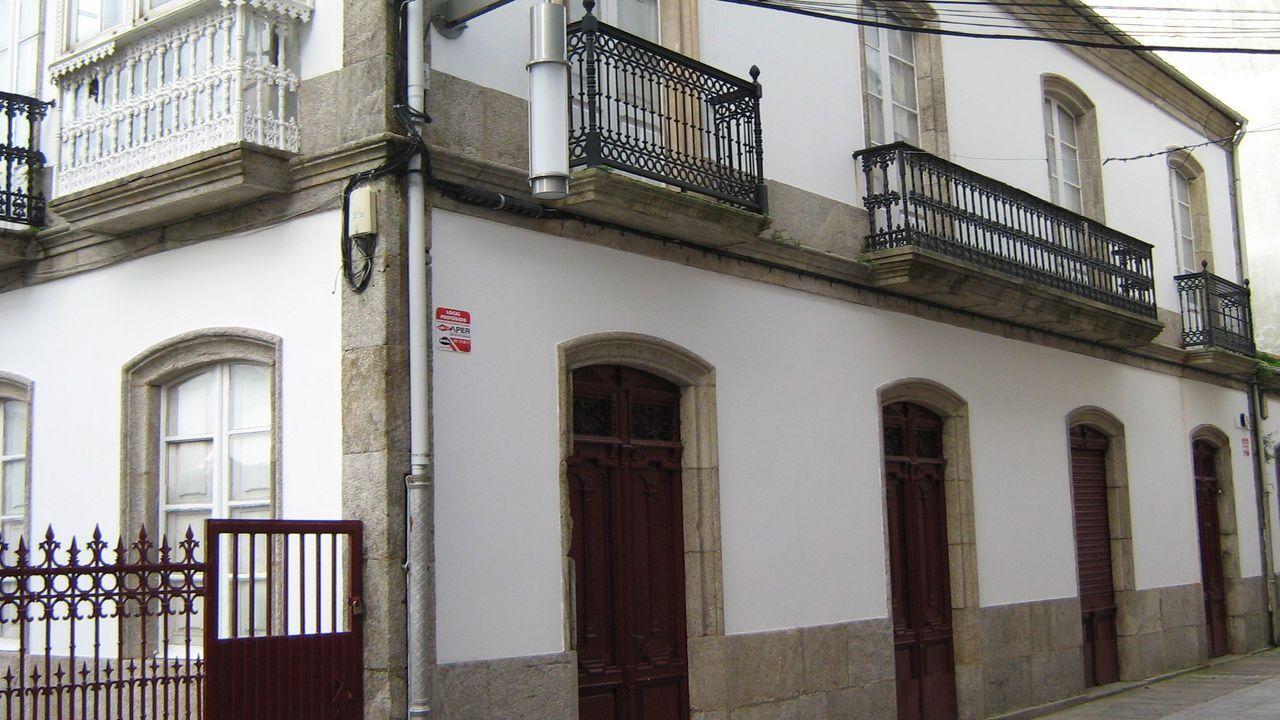 Edificio del Arzobispado de Oviedo (Asturias)
