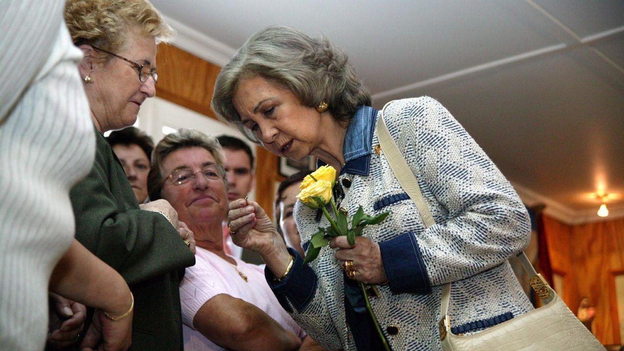 Así fue la graduación de Froilán.Belinda Alonso, mujer de Ángel Nieto