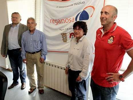 A proba presentouse onte no concello mugardés.