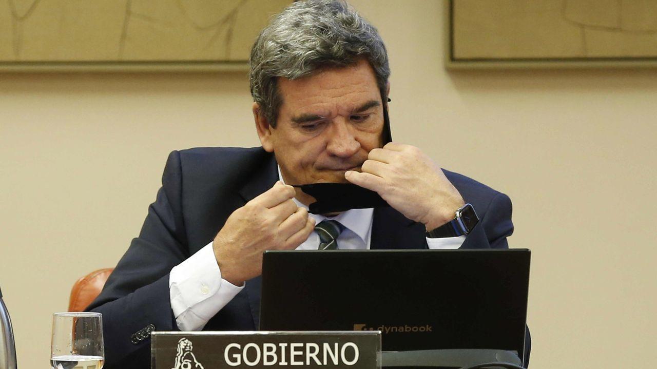 Luis Planas compareció en la comisión de Agricultura
