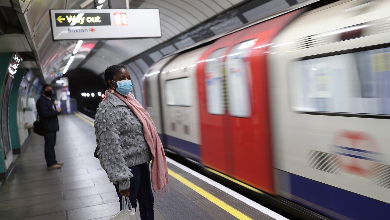 Reino Unido ha registrado el número más bajo de fallecidos en muchas semanas