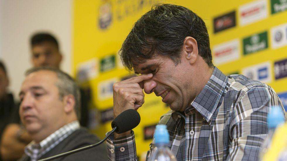 Çolak: «He fichado por un equipo muy fuerte en España».Iván Pérez jugó 20 partidos en Primera con el Deportivo