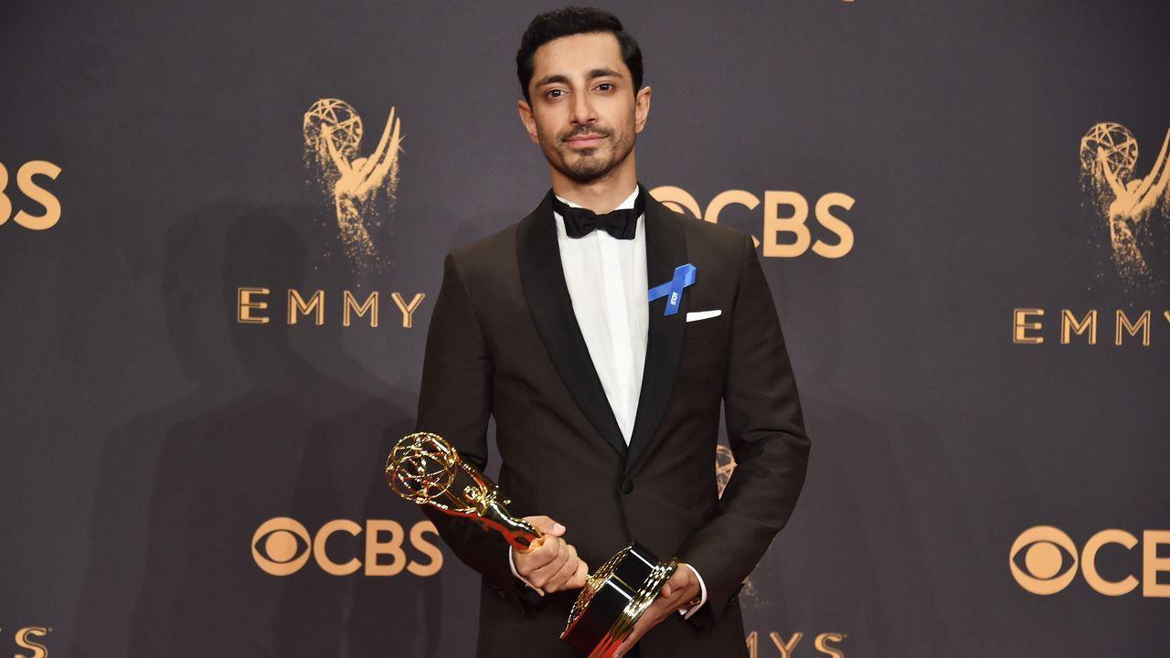 Riz Ahmed, mejor actor de mini-serie o pelicula por «The Night of»