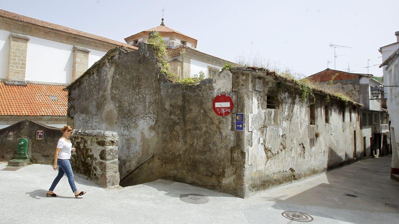 Chequeo al sector hostelero de Ferrol